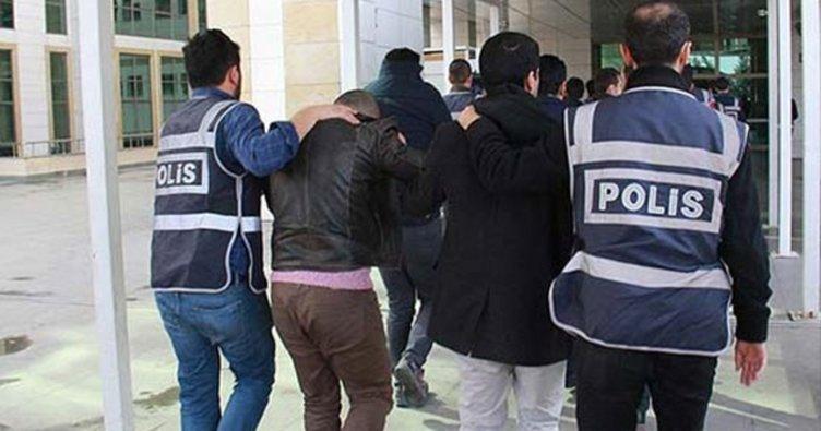 Kocaeli'de PKK operasyonu! 10 kişi hakkında yakalama kararı