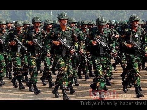 2019 yılında dünyanın en güçlü orduları belli oldu! Ortadoğu'da Pençe Harekatı devam ederken Türkiye...
