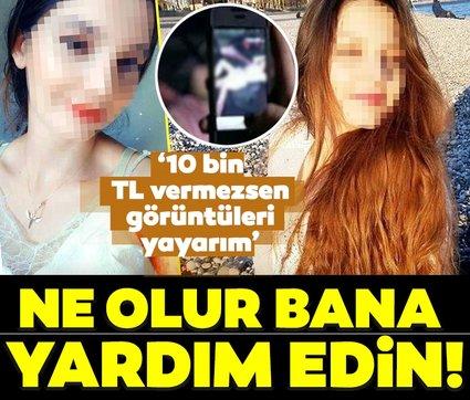 Antalya'da evli adamdan genç kadına şantaj: 10 bin TL vermezsen görüntüleri herkese izletirim!