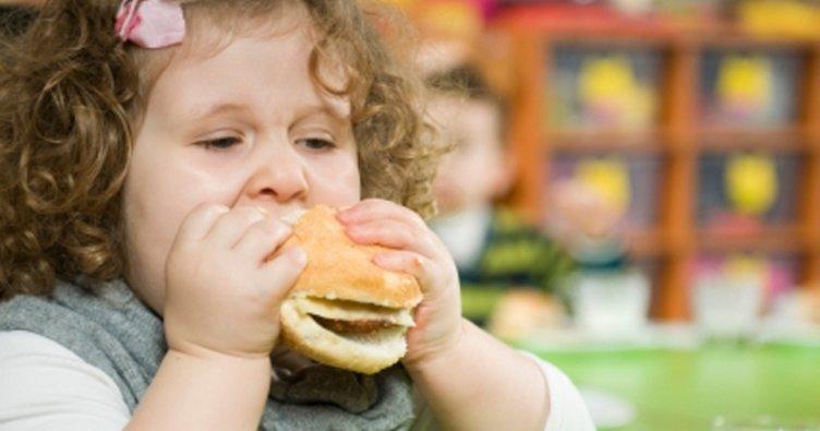 Türkiye'de obez çocuk sayısı artıyor