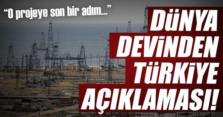 SOCAR: Doğalgazın Türkiye üzerinden Avrupa'ya nakline bir adım kaldı