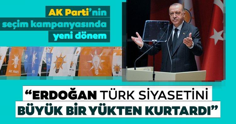 İsmail Çağlar: Başkan Erdoğan Türk siyasetini bir yükten kurtardı!