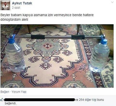 Mizah konusunda kimsenin Türklerle yarışamayacağını gösteren 17 görsel