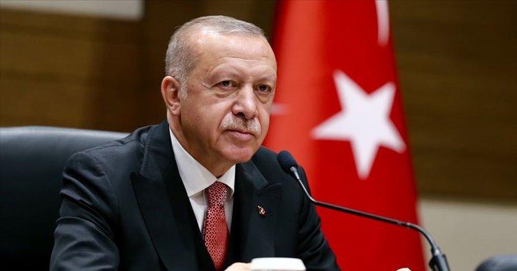 Başkan Erdoğan Telegram'dan paylaştı: Ülkemiz için durmadan çalışmaya devam edeceğiz