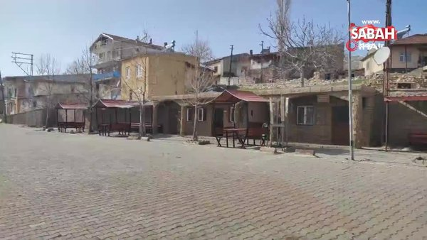 Kayseri'de mutasyonlu virüs tespit edilen mahalle karantinaya alındı | Video