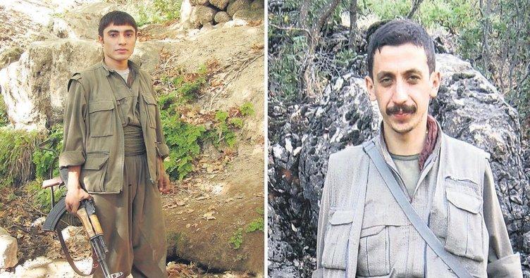 O teröristler 24 şehidin katili çıktı