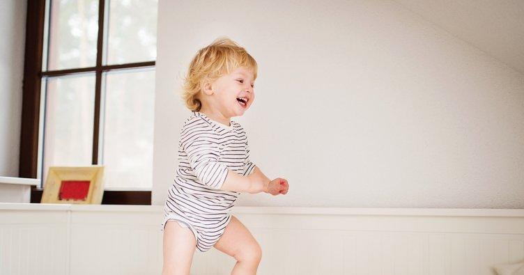 Bebeğinizin 18-24. ay gelişimi: Zıp zıp zıplayabilir!