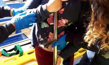 Muğla'da teknede feci olay!