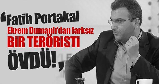 Cem Küçük: Portakal'ın övdüğü isim aktif bir Fetullahçı Terörist