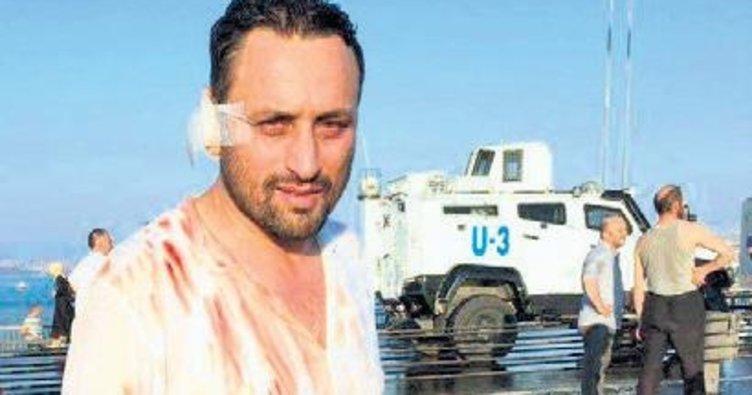 İBB, 15 Temmuz gazisini işinden etti