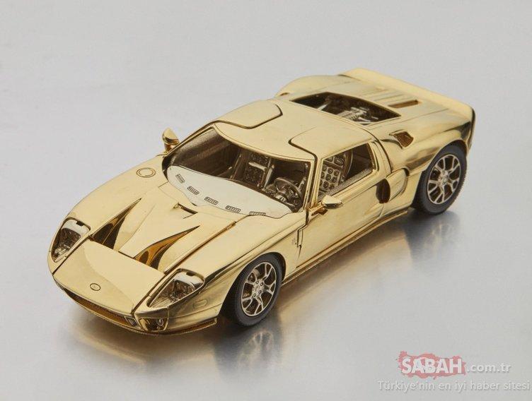 Ford GT'nin oyuncağı bile 125 bin TL!