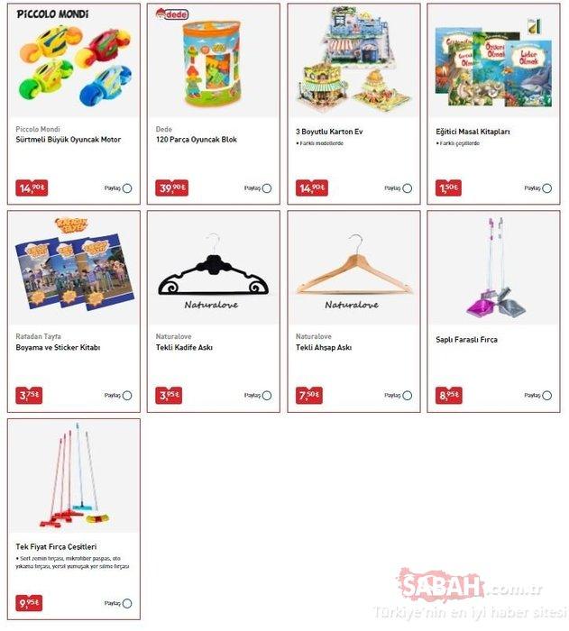 VATANDAŞLAR AKIN EDECEK! BİM 2 Ekim 2020 aktüel ürünler kataloğu yayınlandı! BİM aktüel ürünler listesinde bu hafta neler var?