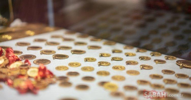 Son Dakika: Altın fiyatları düştü! 24 Ocak 2021 Bugün 22 ayar bilezik, cumhuriyet, ata, gram ve çeyrek altın fiyatları ne kadar oldu?