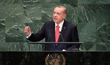 Erdoğan'dan BM'ye Gençlik Kuruluşu önerisi