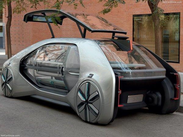 2018 Renault EZ-GO Concept