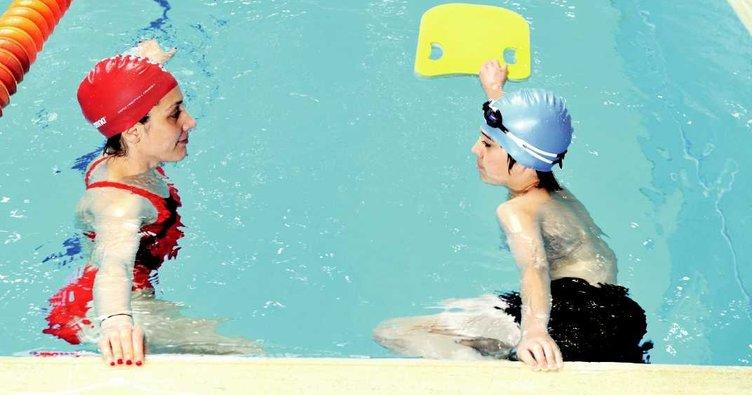 Gelişim için önemli bir spor: Yüzme!
