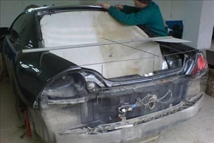Mitsubishi doğdu Lamborghini oldu! Görenler şaştı kaldı
