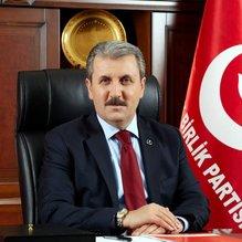 BBP Genel Başkanı Destici'den Zeytin Dalı Harekatı'den destek