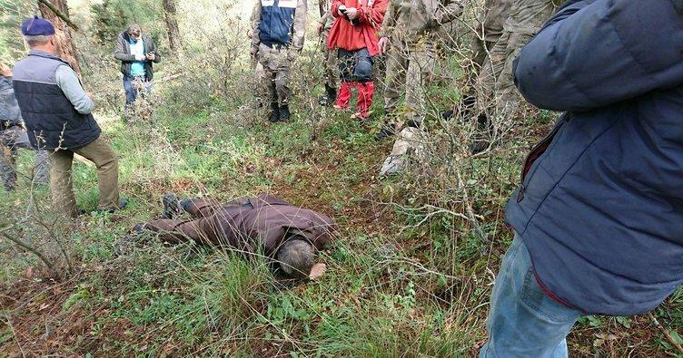Kaybolan çobanın cesedi bulundu