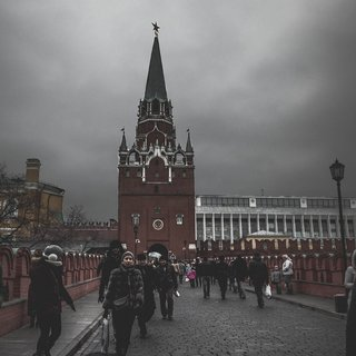 Moskova'da tarihi ay! Güneş 6-7 dakika görüldü!