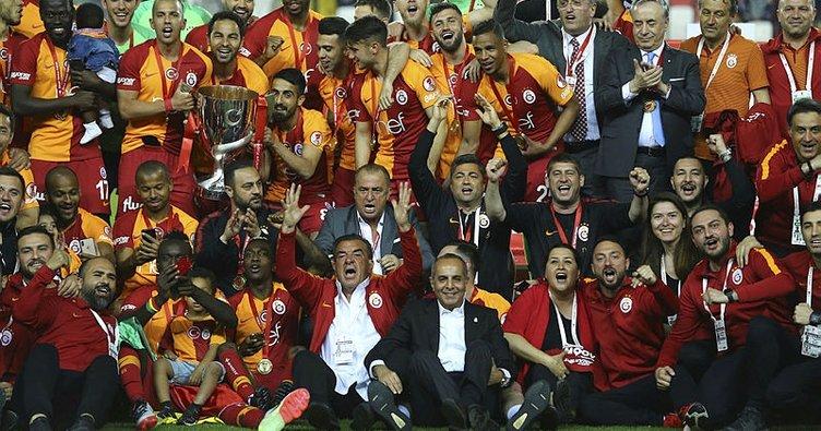 Galatasaray'a kupadan 7 milyon 350 bin lira gelir