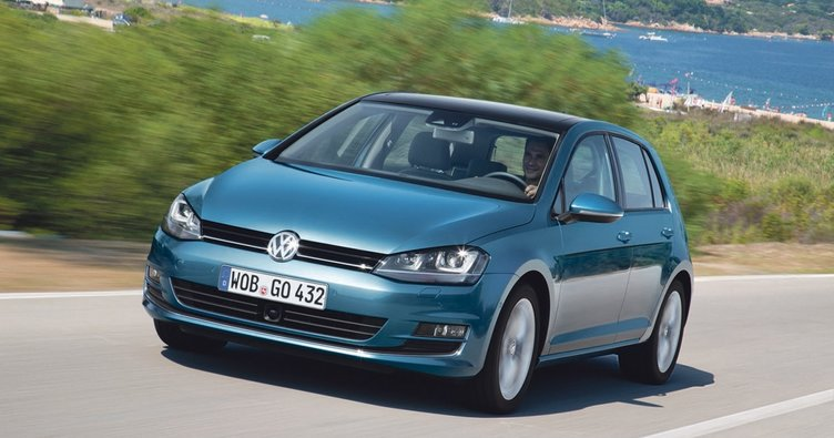 Volkswagen Golf R'ın gücü düşürüldü
