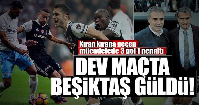 Dev maç Beşiktaş'ın