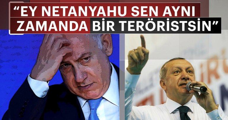 Son Dakika: Cumhurbaşkanı Erdoğan'dan İsrail'e sert tepki!
