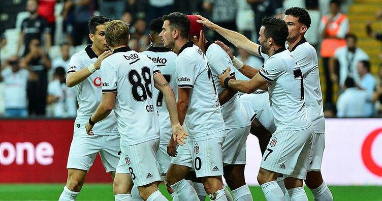 Beşiktaş avantajı Babel'le kaptı