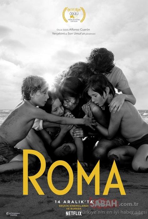 Pazar Sabah oscar jürisi, kararını açıklıyor: Bütün yollar Roma'ya çıkıyor!