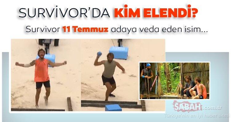 Survivor kim elendi? 11 Temmuz SMS oylama sıralaması ile Survivor'da elenen yarışmacı kim oldu?