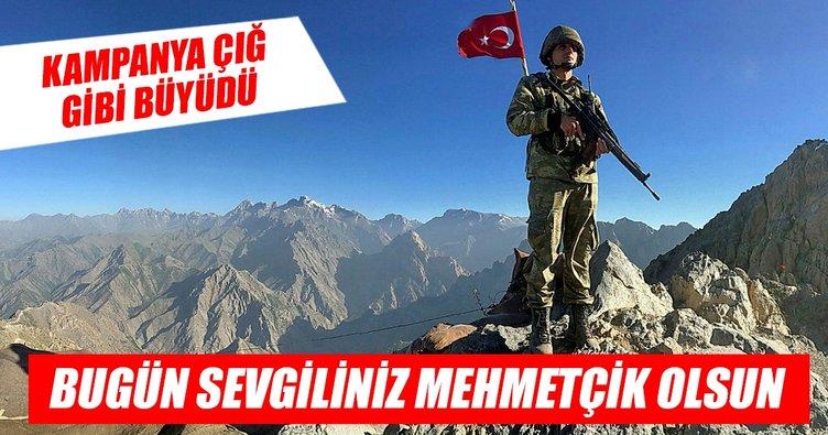 Sevgilimiz Mehmetçik