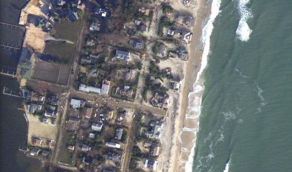 Sandy'den önce, Sandy'den sonra