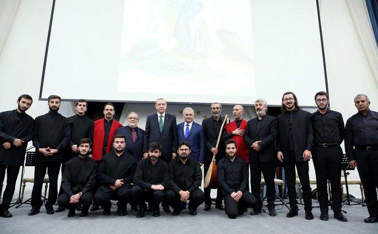 Cumhurbaşkanı Erdoğan'dan 10 Muharrem İftarı!