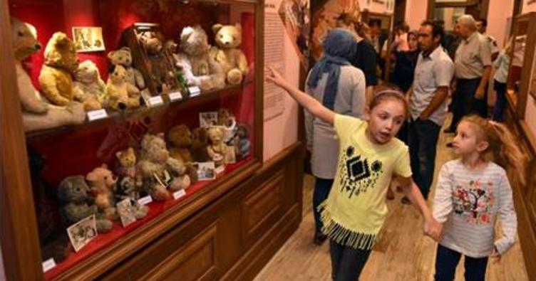 Çocukları eğlendiren büyükleri duygulandıran müze