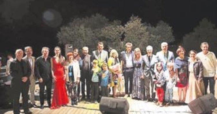 Kaş'ta 7 Güneş 7 Ay Festivali
