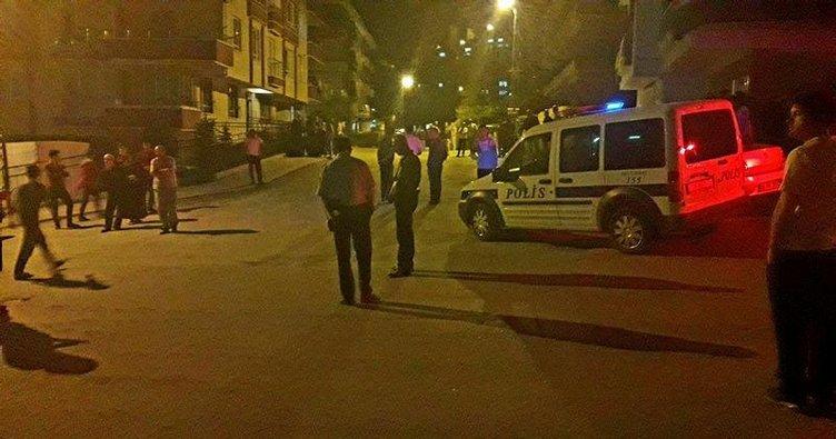 Ankara'da pompalı tüfekle saldırı: 3 yaralı
