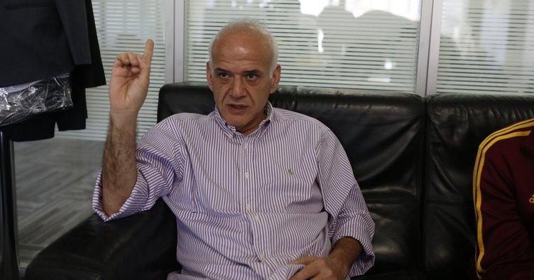 Ahmet Çakar: Devlete teşekkür etmek gerekiyor