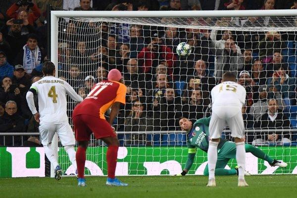 Real Madrid - Galatasaray maçında rekor kırıldı! UEFA Şampiyonlar Ligi tarihinin...