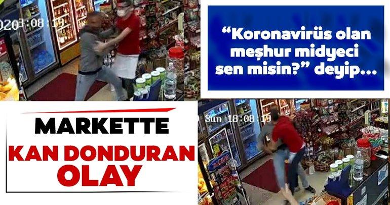Son dakika haberi: Koronavirüsü yenen midyeci gittiği markette dehşeti yaşadı!