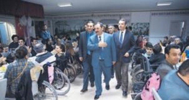 Etimesgut'tan engelli hizmetleri