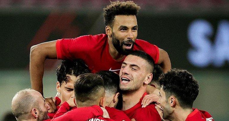 Türkiye, Dünya Kupası Elemeleri'nde 2. torbada