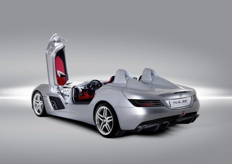 En pahalı Mercedes: SLR Mclaren Stirling Moss