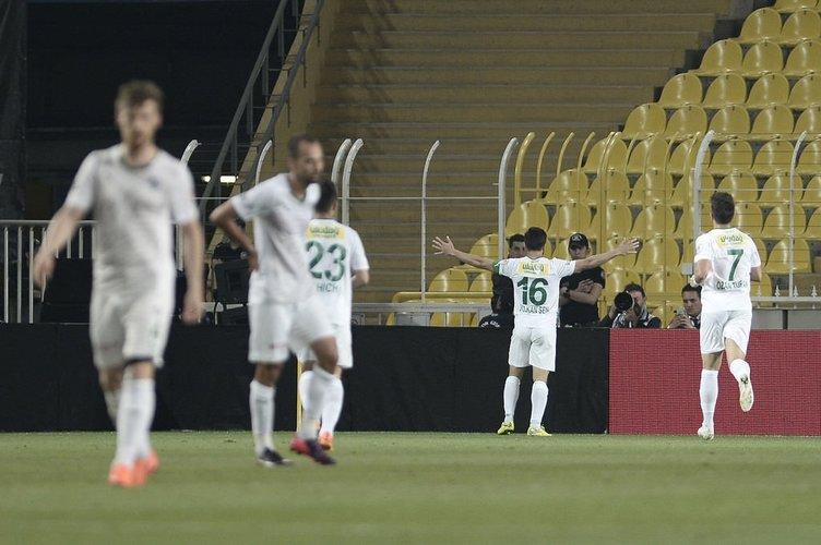 Fenerbahçe - Bursaspor Ziraat Türkiye Kupası maçından kareler