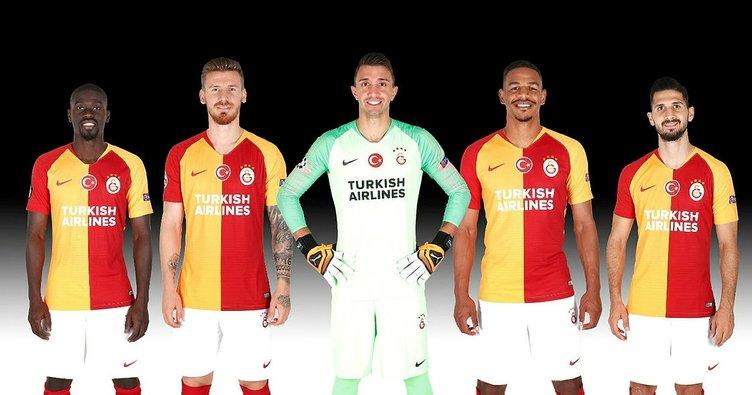 Galatasaray, Avrupa'da yine THY ile uçacak