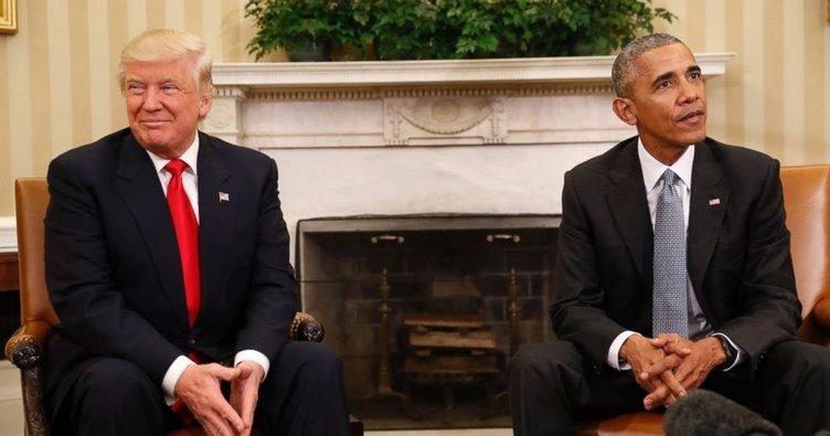 Obama yönetiminin Trump'a karşı İsrail'i uyardığı iddia edildi