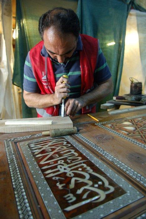 Blue Mosqueta kapsamlı restorasyon