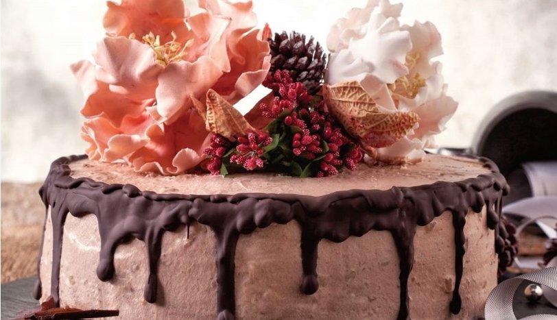 Kestane Kremalı Pasta