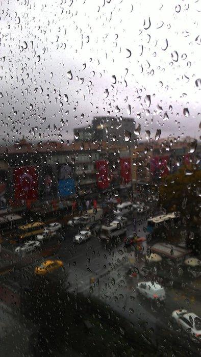 Memlekette hava durumu manzaraları