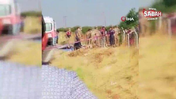 Baba ve oğul fıstık kavgasında öldürüldü | Video
